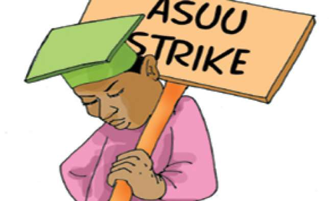 ASUU threatens strike if the FG fails to implement the 2017 FGN/ASUU agreement.