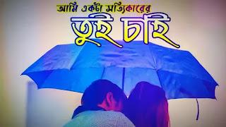 Ami ekta Tui Chai Kobita Lyrics (আমি একটা তুই চাই) Srijato