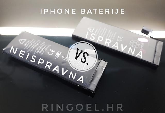 zamjena i ugradnja baterija