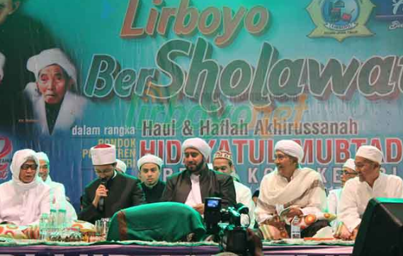 Lirik Syair NU- Ijo-ijo Benderane NU - Habib Syech Assegaf