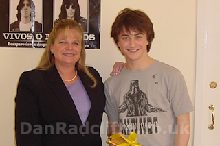 Page's interview with Daniel Radcliffe