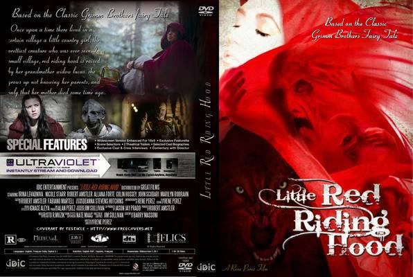 Chapeuzinho Vermelho no Castelo Das Trevas BDRip Dual Áudio Little Red Riding Hood 2015  Front Cover 98566