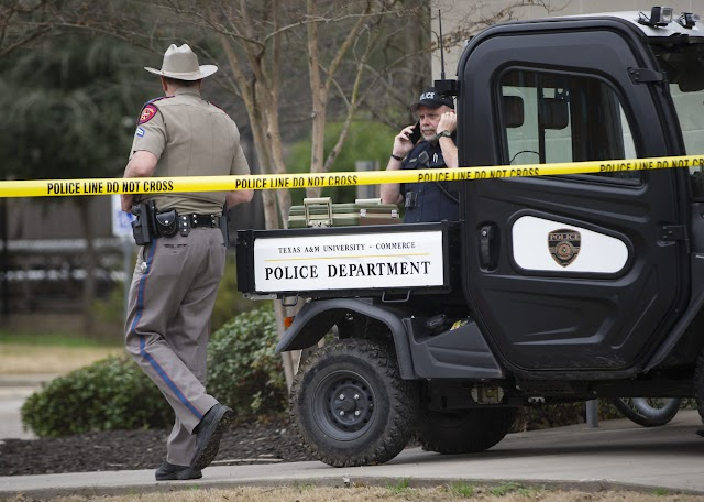 Lövöldözés egy texasi egyetemen, két halott