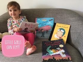 BookBairn - Books About Girls Who Dream They Can Fly