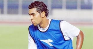 محمد مجدي لاعب المصري