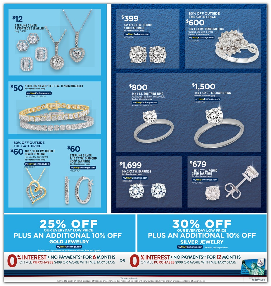 Navy Exchange Black Friday 2019 page 37