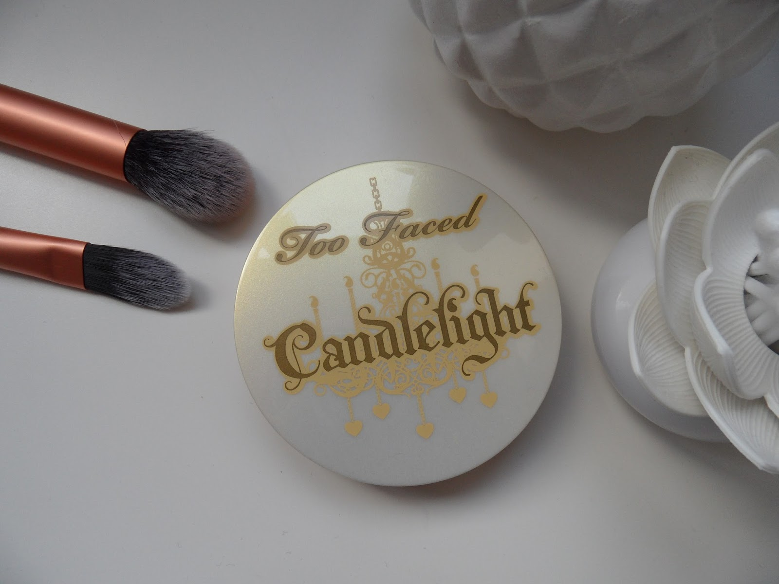 Too Faced Candlelight Highlighter Eyelinerflicks