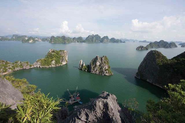 Bai Tu Long Bay - ideal destination for your vacation