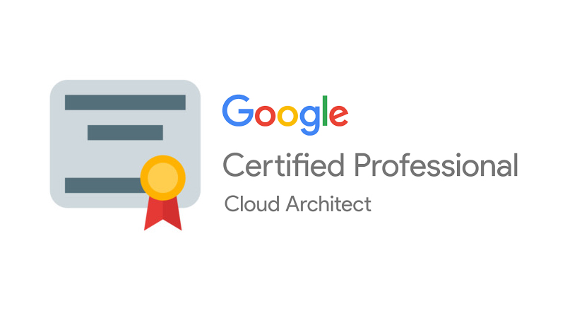 Google announce google cloud architect certification beta for Certified architect