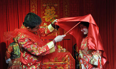 Chinese wedding Tradition
