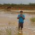 Chuvas caem forte na zona rural de Petrolina e agricultor agradece