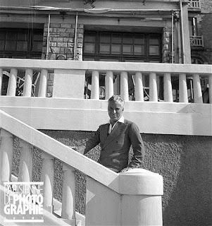 Чаплин в отеле Méramar (Биарриц, Франция, 1932 г.) - 5
