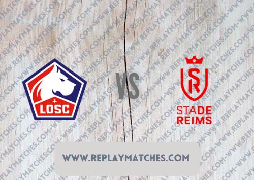 Lille vs Reims Highlights 22 September 2021