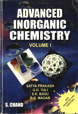 Advanced Inorganic Chemistry Volume 1