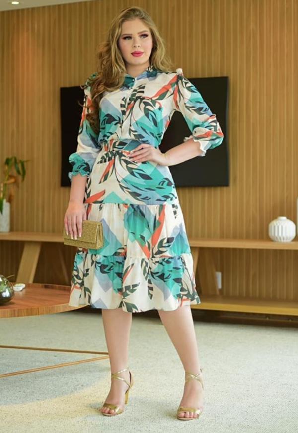 Vestidos: Longo ou Midi - Qual Escolher?