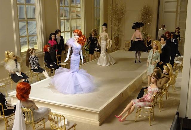 Exposition Barbie Musée des Arts Décoratifs décor Barbie