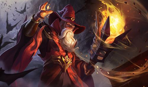 Giữa trận là thời kỳ hoàng kim của Ignis nên gamer hãy tận dụng hết sức nhé!