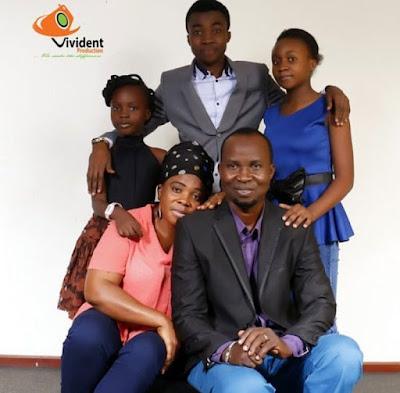 Wale Akorede's family