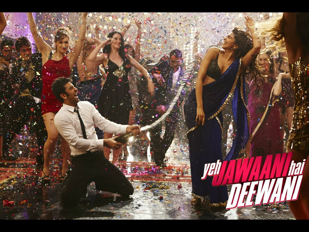 Ye Jawani He Diwani Pagalworld Badtameez Dil Ye Jawani Hai Deewani Hindi Piano Notes