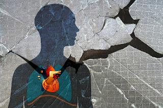 Patah Hati Picu Serangan Jantung