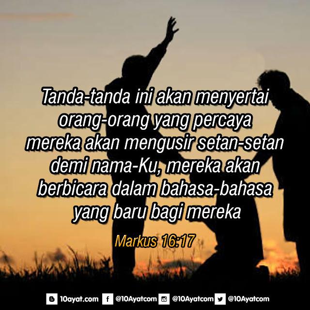 Markus 16:17