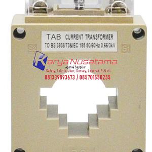 Jual Transformator Arus Merk TAB Type MSQ40 400/5A di Banjarmasin