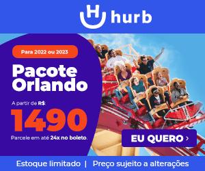 Aéreo + 10 dias em Orlando por R$1.490,00 - CORRE!