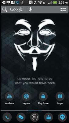 Kumpulan Tema Oppo Terbaik Semua Tipe - Hecker Anonymous