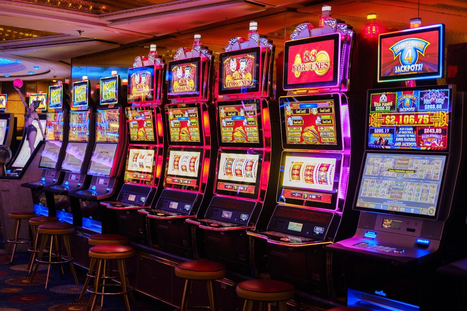 Tips Untuk Bermain Slot Games Yang Benar Yang Tidak Boleh Dilewatkan