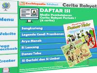 Download Media Pembelajaran Cerita Rakyat ( Power Point ) Terbaru..!!!