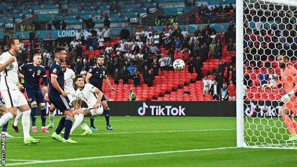 England  0 Scotland  0 FT HT 0-0