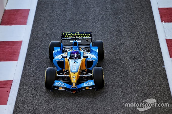 Telefónica vuelve a la Fórmula 1 y patrocinará a Alpine en 2021