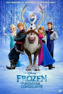 Baixar Frozen Uma Aventura Congelante Torrent Dublado - BluRay 720p/1080p/4K