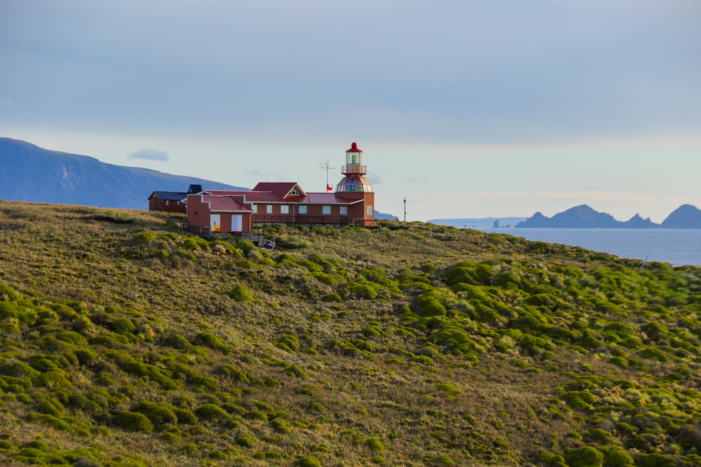 The lighthouse at Cape Horn