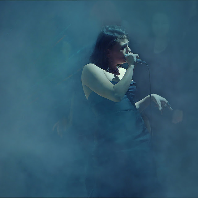 Tanya Tagaq op 20/01 in Recyclart