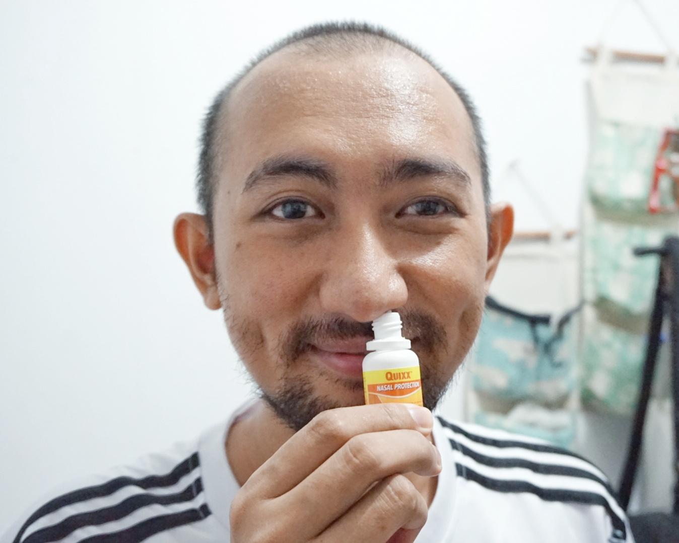 QUIXX Nasal Protection Uwan Urwan