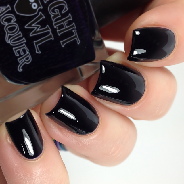 Night Owl Lacquer-Just Creepin'