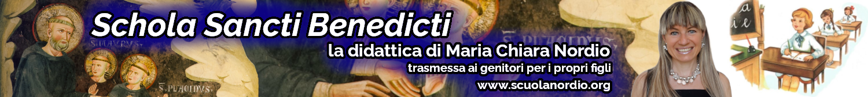 Scuola San Benedetto di Maria Chiara Nordio