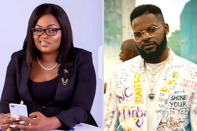 So Sweet! Check Out Funke Akindele's Emotional Birthday Message To Falz