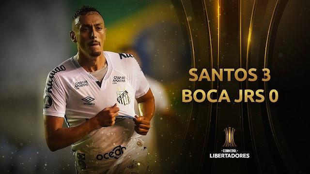 Santos e Palmeiras fazem final inédita na Libertadores da América