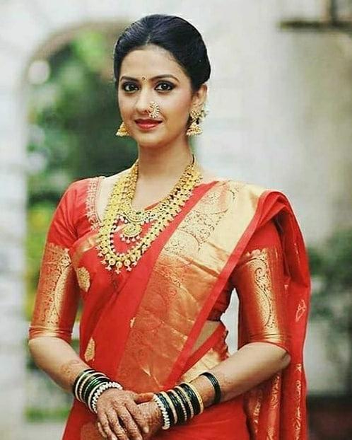 Tejashree Pradhan  (Actress) Wiki,Bio,Age, Education, Awards, Family and Many More
