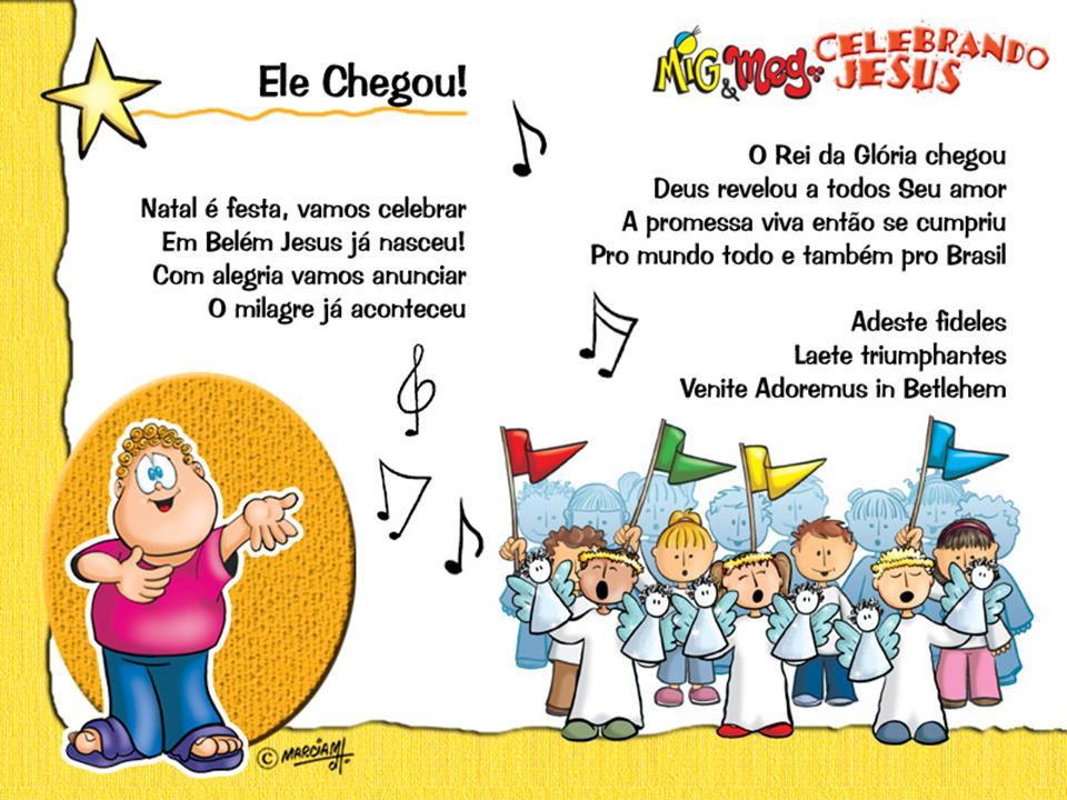 cantata de natal celebrando jesus