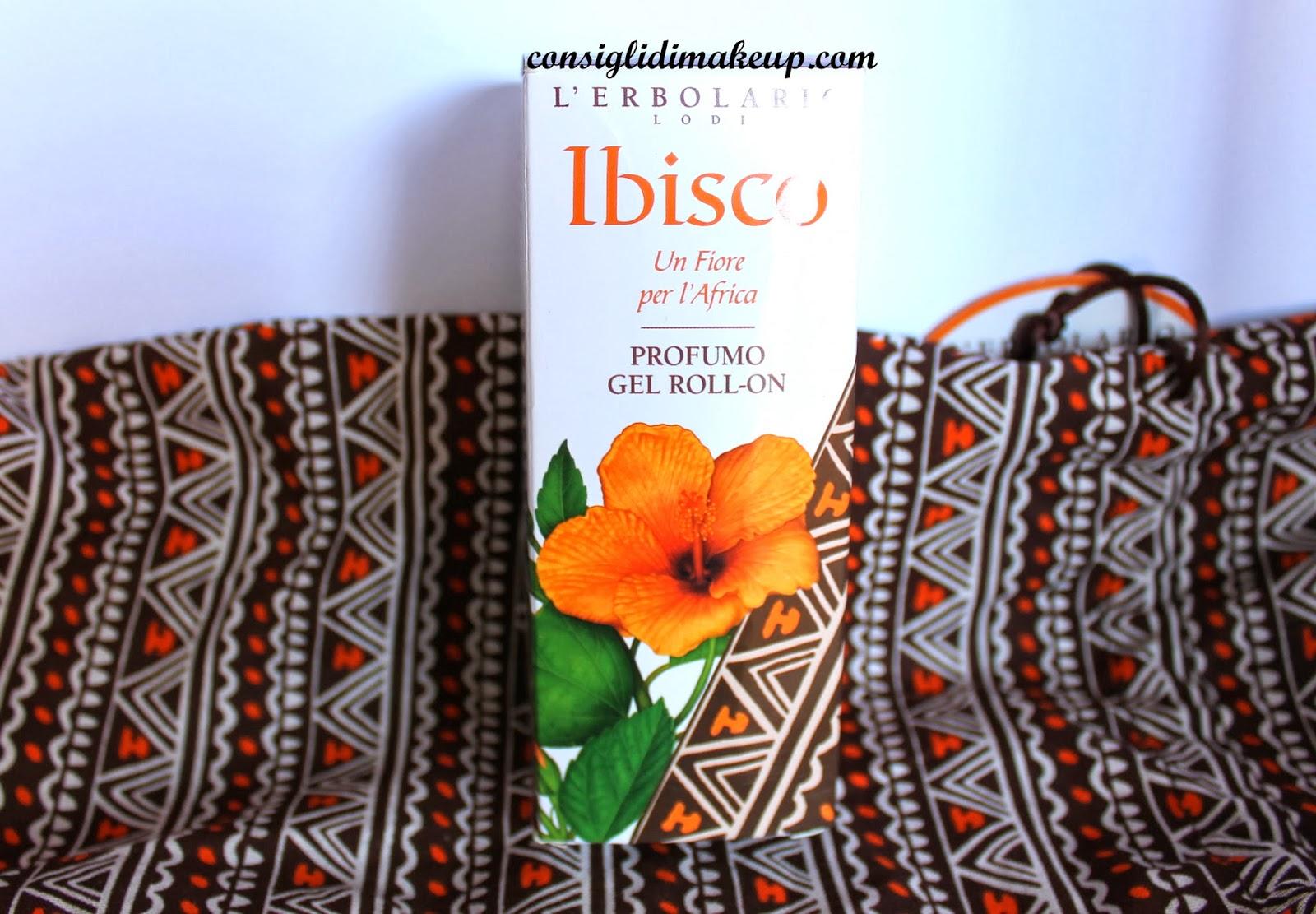 Review: Ibisco, un fiore per l'Africa Profumo gel roll on