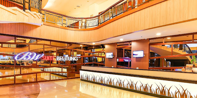 Front Office Hotel BW Suite Belitung (ex Aston)
