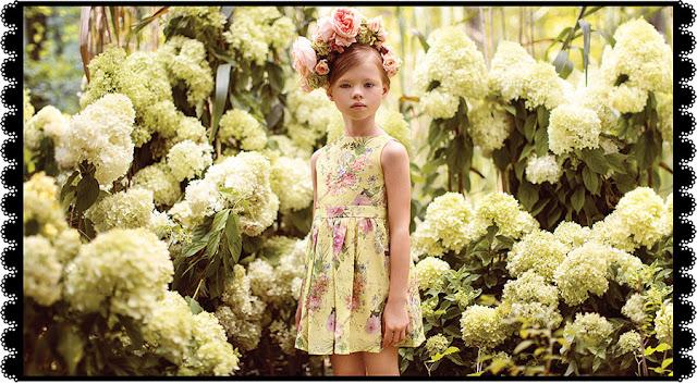 MODA PRIMAVERA VERANO 2018: Campaña para la colección Little Akiabara primavera verano 2018. | Moda infantil primavera verano 2018. Ropa para niños y niñas.