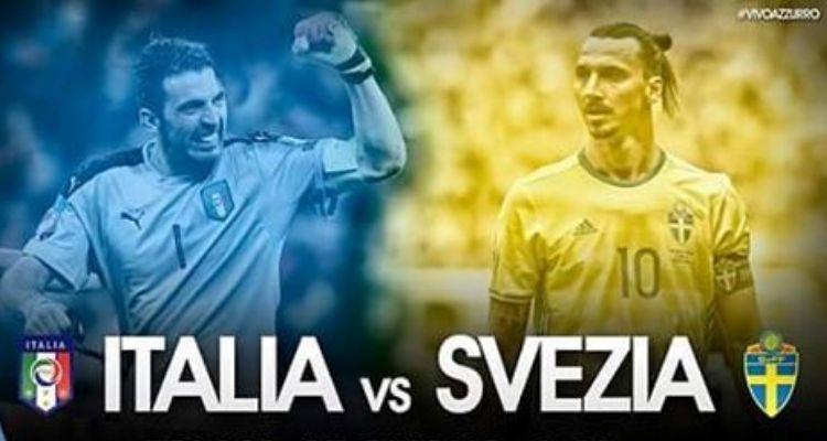 ดูบอลสด แทงบอล วิเคราะห์บอลระหว่าง อิตาลี VS สวีเดน