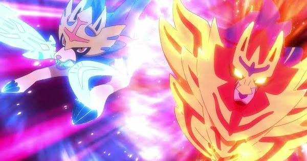 pokemon espada y escudo capitulo 45