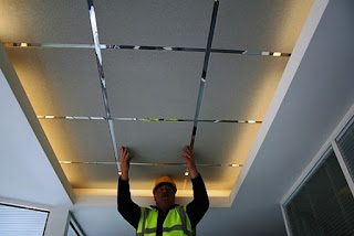 Installing a False Ceiling, Quotes and Ask to Install