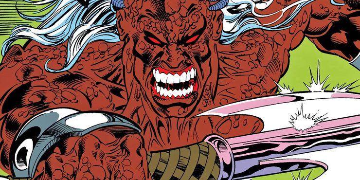 Los 10 heraldos más poderosos de Galactus, clasificados