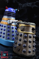Custom Movie Blow Torch Dalek 19